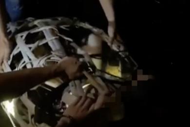 男子被浸猪笼事件续,4名嫌疑人已先后落网