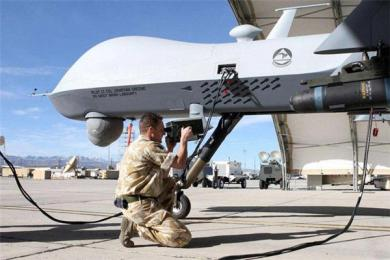 中国无人机与美国比较差太远仍多国抢购