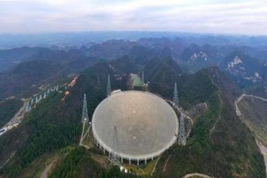 大国风范!中国天眼2021年起向全世界开放 你了解中国天眼吗?
