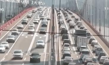广东虎门大桥为什么在上下起伏晃动?虎门大桥晃动原因是什么