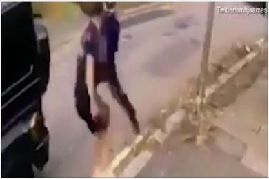 阿森纳厄齐尔遭抢劫趁机逃跑 队友科拉希纳茨赤手斗歹徒