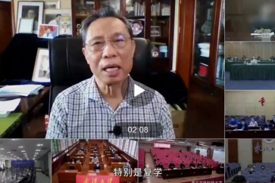 钟南山支持现在要复课,多名专家给出开学建议