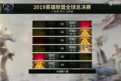 S9全球总决赛小组赛RNG止步16强 Uzi心碎再次落泪
