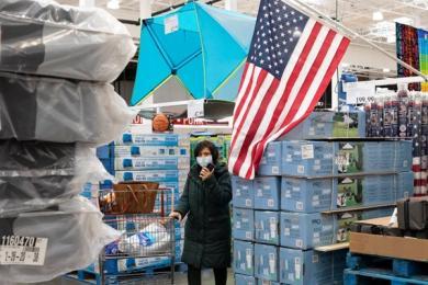 美国疫情最新消息_美国确诊超138万例新冠肺炎确诊人数逐日增长