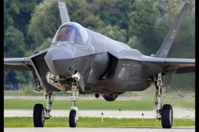 F-35战斗机又坠毁,美军一周之内损失两架顶级战机
