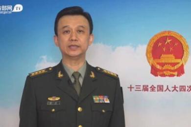 国防部表态中国必定实现完全统一,绝不容忍台独势力分裂祖国