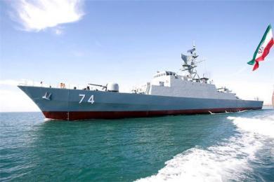 伊朗或与俄罗斯在波斯湾举行联合军演 伊朗主动邀请俄罗斯海军举行军演