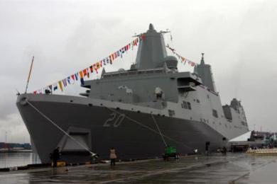 中国拒绝美国军舰访问香港,美军曾多次提出无理请求