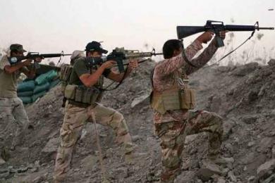 伊斯兰国正在卷土重来,伊拉克两名安全员遇袭身亡