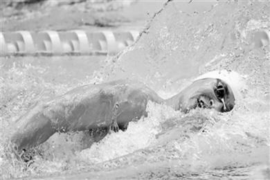 2019光州游泳世锦赛孙杨晋级自由泳决赛 总排名第八涉险过关