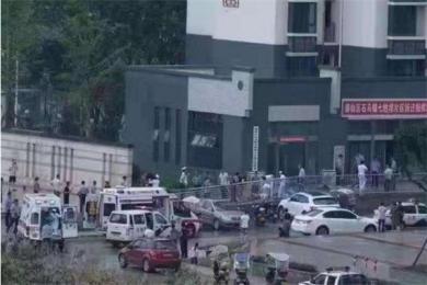 暴力抗拆?四川绵阳一小区爆炸是怎么回事?  拆迁指挥部遭炸20人受伤嫌疑人已被控制