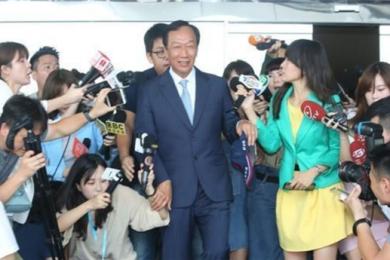 郭台铭宣布不参选,转折来得太突然震惊网友