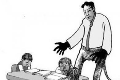 教师猥亵学生获刑,公众场所当众进行威胁事实被承认难平公愤