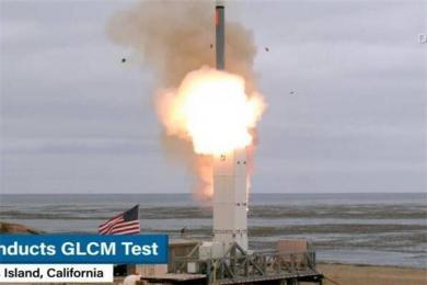 美国退出中导条约试射中程导弹 安理会于8月22日召开紧急会议