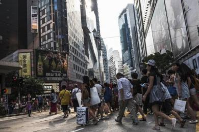 内地赴港游客数暴跌,香港暴乱让旅游业陷入寒冬