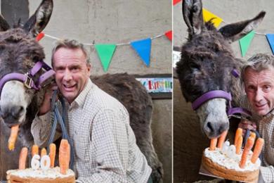 史上最高龄驴迎来60大寿,相当于人类年龄的180岁
