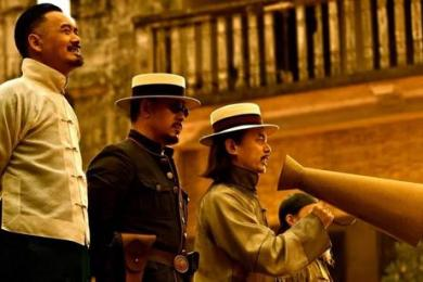 """《让子弹飞》开机前的第9天,导演姜文大发雷霆,""""老四""""一角迟迟没有找到合适的演员"""