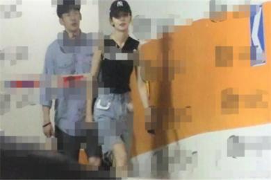 在一起!刘芮麟代斯承认恋情 此前被拍一同回家恋情曝光刘芮麟女朋友是谁?