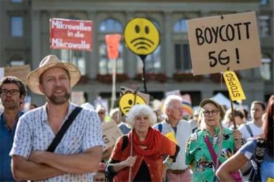 瑞士民众抵制5G是怎么回事? 怀疑会带来辐射称其为无用的进化