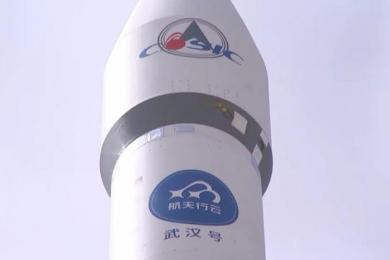 行云二号一箭双星发射成功 行云二号01/02星进入预定轨道