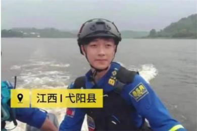 江西19岁蓝天救援队志愿者遭遇车祸不幸离世 刚救援完溺水人员返回途中遭遇车祸