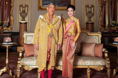 泰国王妃被剥夺头衔,网友惊呼如同看宫斗剧