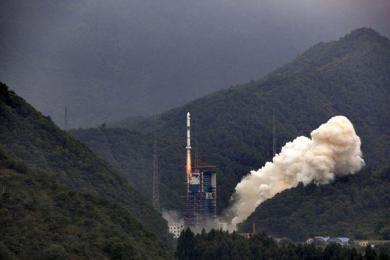 长征二号丙火箭一箭三星成功发射 一箭三星指的是什么?