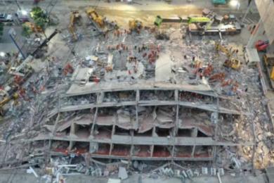 泉州隔离酒店坍塌内幕曝光,这是一栋本不该存在的建筑